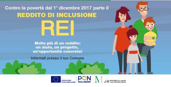 Risultati immagini per reddito di inclusione