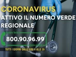Nuovo CoronaVirus – Vademecum comportamenti da seguire e numero verde Regione Campania