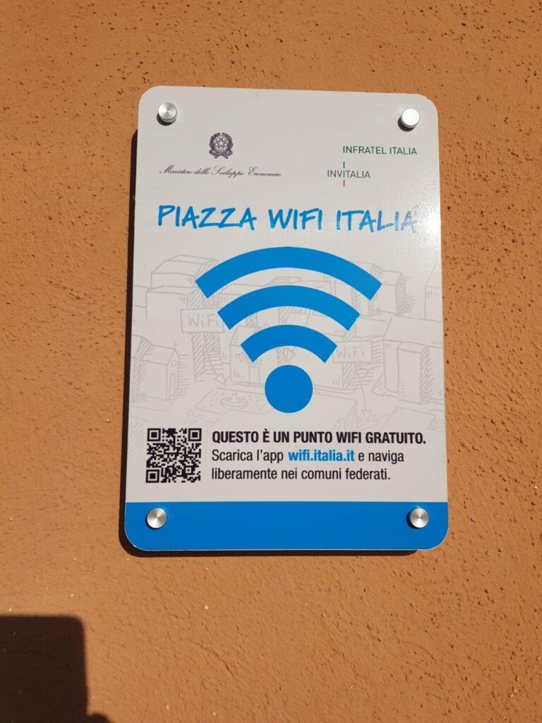 Dugenta: attivato il servizio wifi italia, quattro hotspot gratuiti al servizio dei cittadini