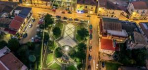 Vista Piazza Unità D'Italia