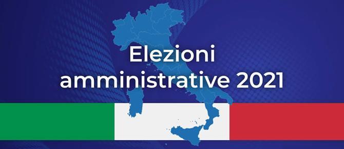 Esito votazioni parziale liste per sezioni nn.1-3 – ELEZIONE DIRETTA DEL SINDACO E DEL CONSIGLIO COMUNALE  DEL 3 E 4 OTTOBRE 2021